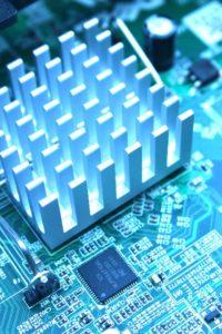IC(回路)の中国語翻訳イメージ