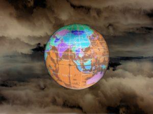 地球大気汚染